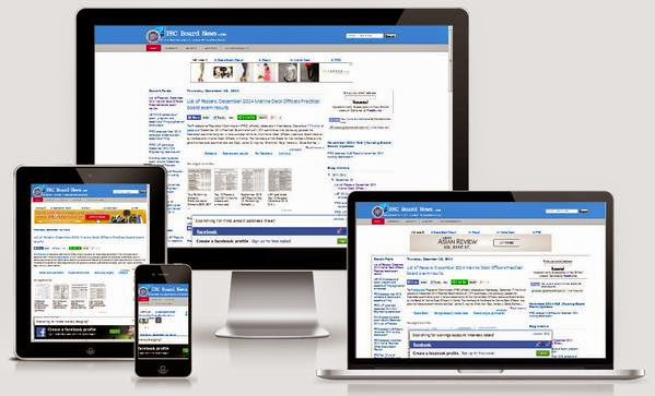 PRC Board News activates mobile version, prepares for November 2014 NLE results release
