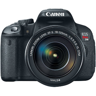 Christmas Canon Camera Deals 2012-Canon EOS Rebel T4i