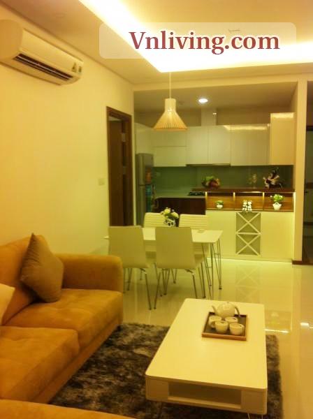 Thao Dien Pearl Apartment 3 Bedrooms Block B For Rent