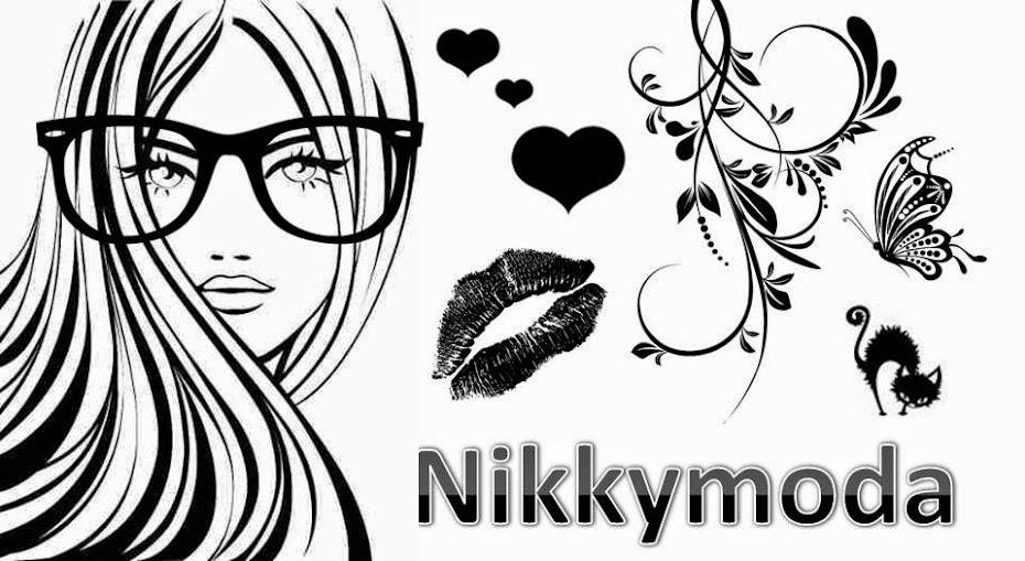 Nikky, loca por la moda