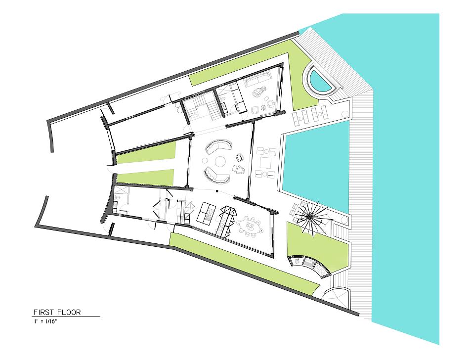 architechnophilia House of the Week 146 Bonaire House