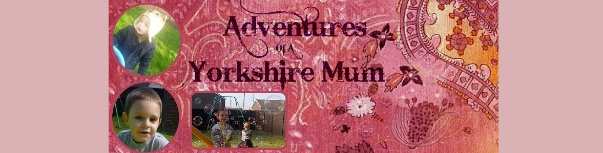Adventures Of A Yorkshire Mum
