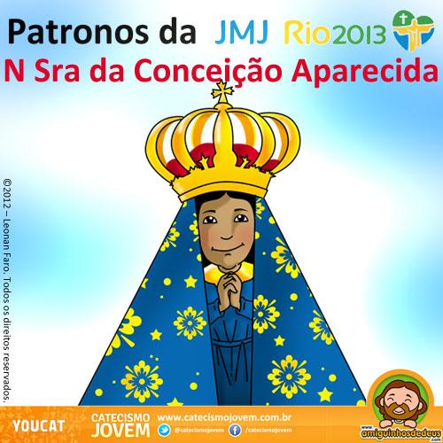 Patronos da Jornada Mundial da Juventude