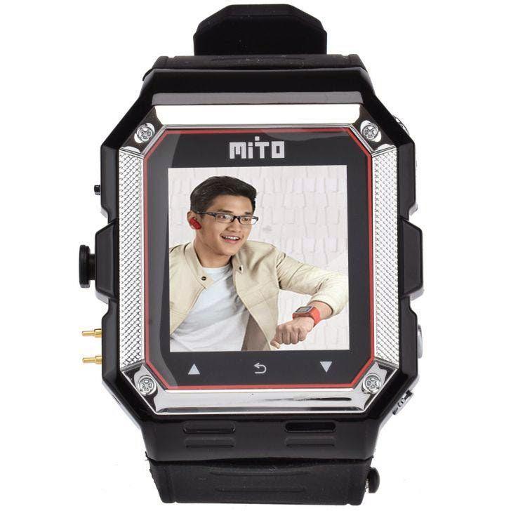 """Harga Dan Spesifikasi Mito S500 Single GSM Terbaru, Ukuran Layar 1.44"""" Inch QVGA Touchscreen"""