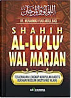 Buku Shahih Al-Lu'lu' Wal Marjan