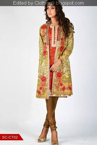 Shamaeel-Ansari Luxury Pret Bridal Formal 2015