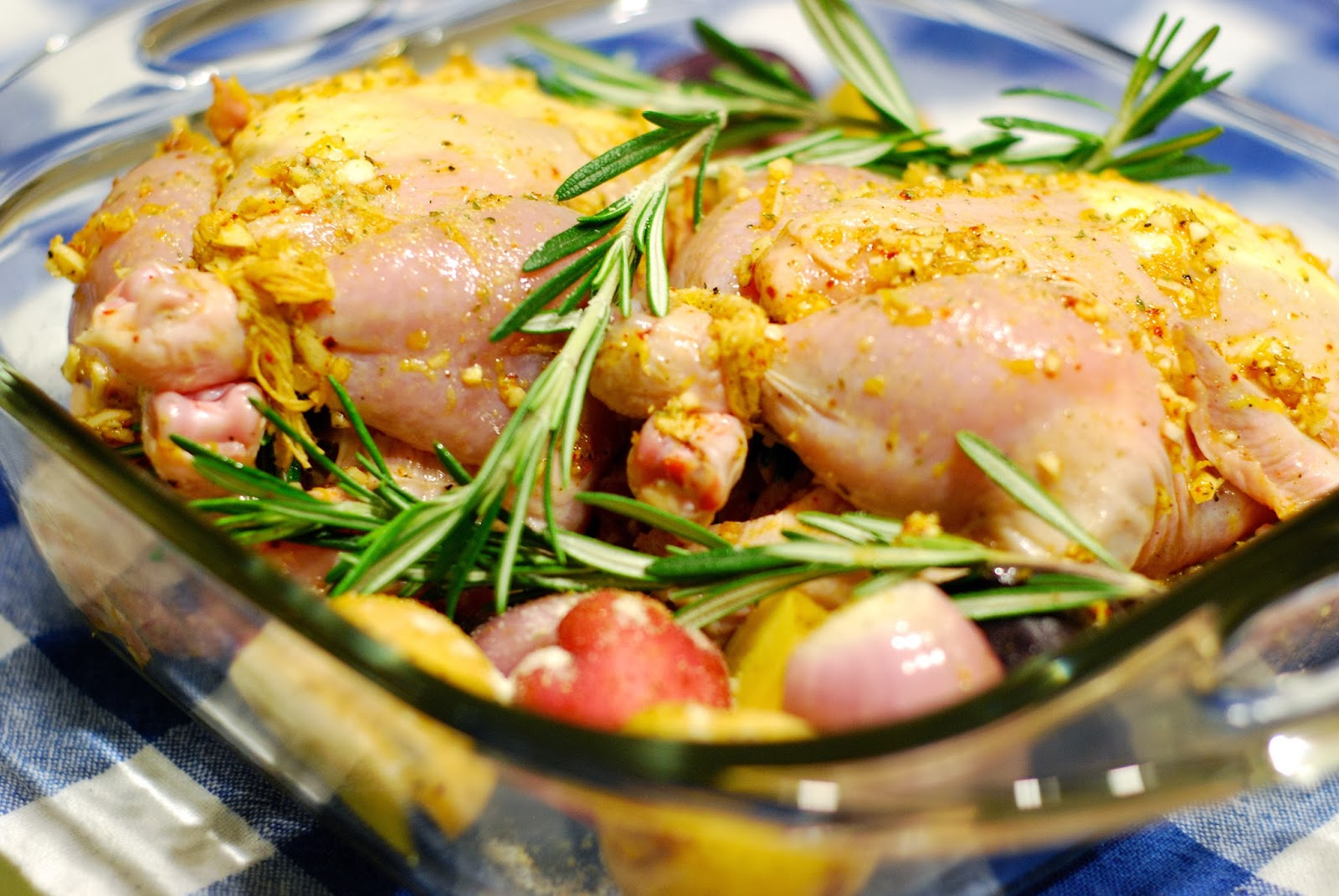 and thyme roasted thyme roasted poussin recipe dishmaps thyme roasted ...