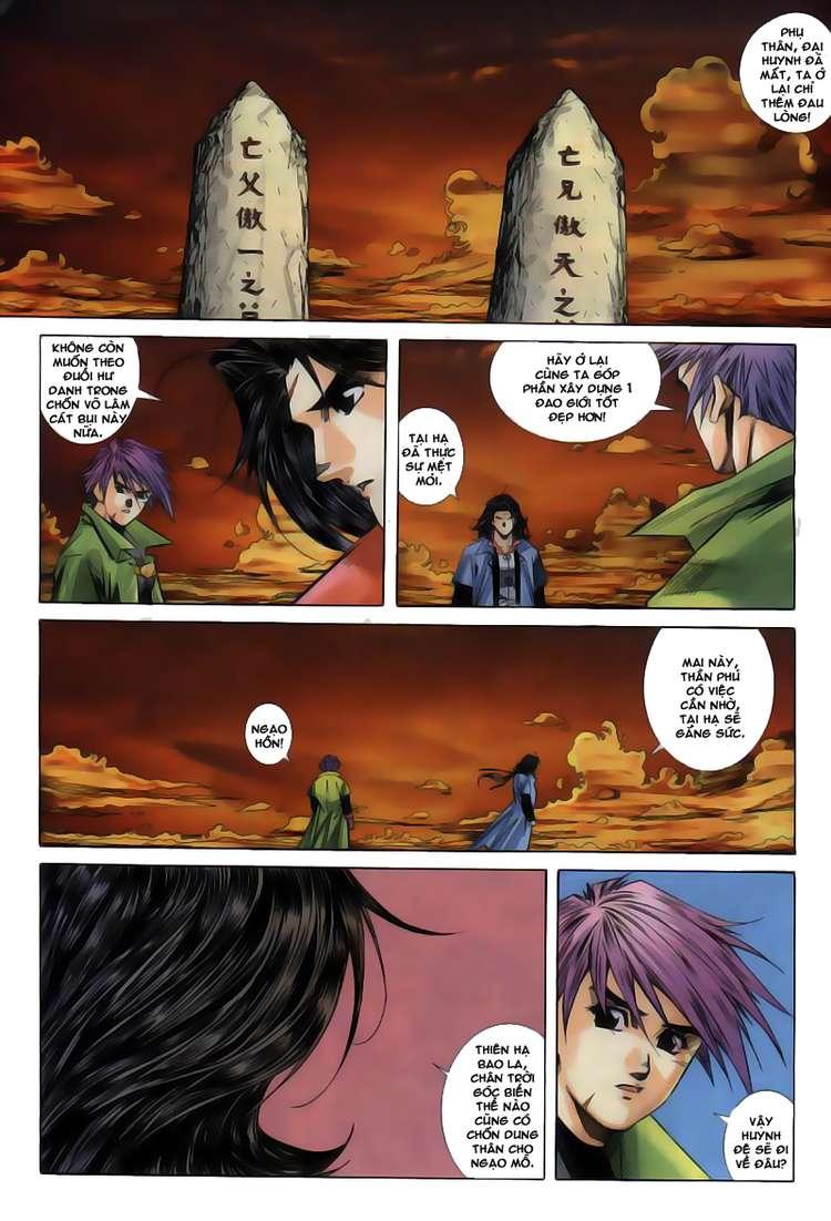Kiếm Hồn - Sword Soul chap 63 - Trang 29