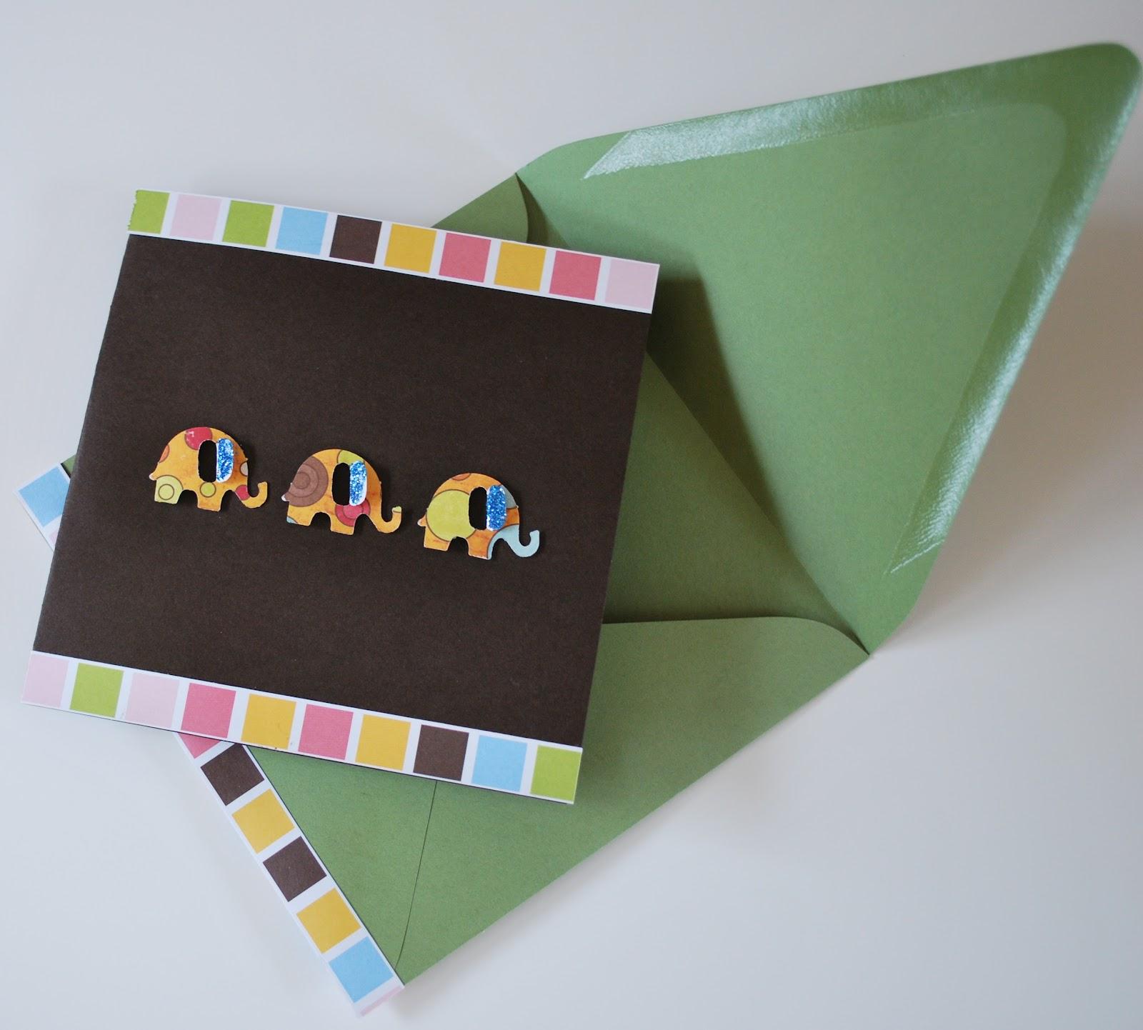 Handmade Birthday Card For My Nephew Karim