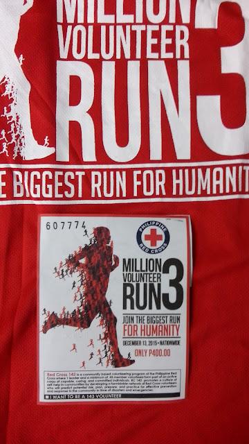 million volunteer run 2015