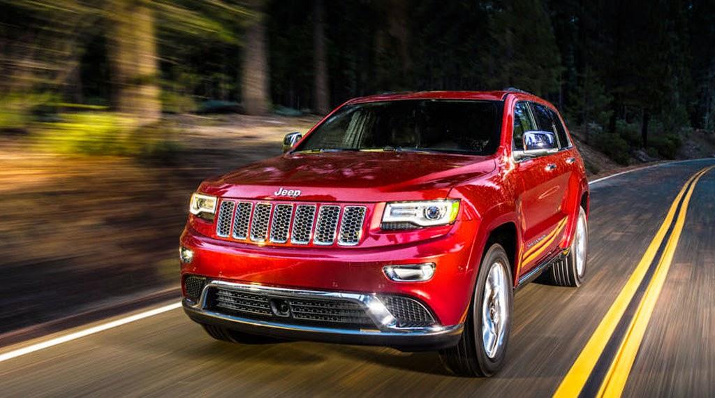 SUV Grand Cherokee 2015