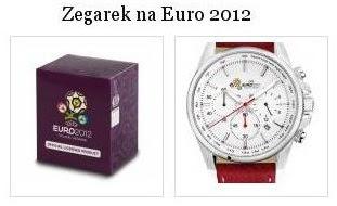 zegarki na euro 2012