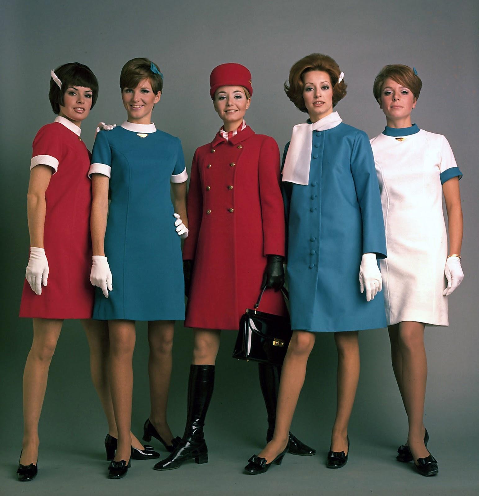 The Airline Trans Canada Air Lines World Stewardess Crews