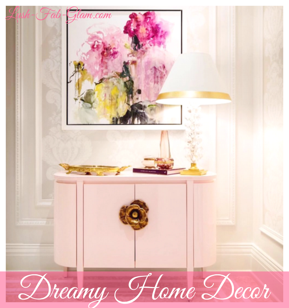 Decor Days: Dreamy Home Decor For Spring & Summer.