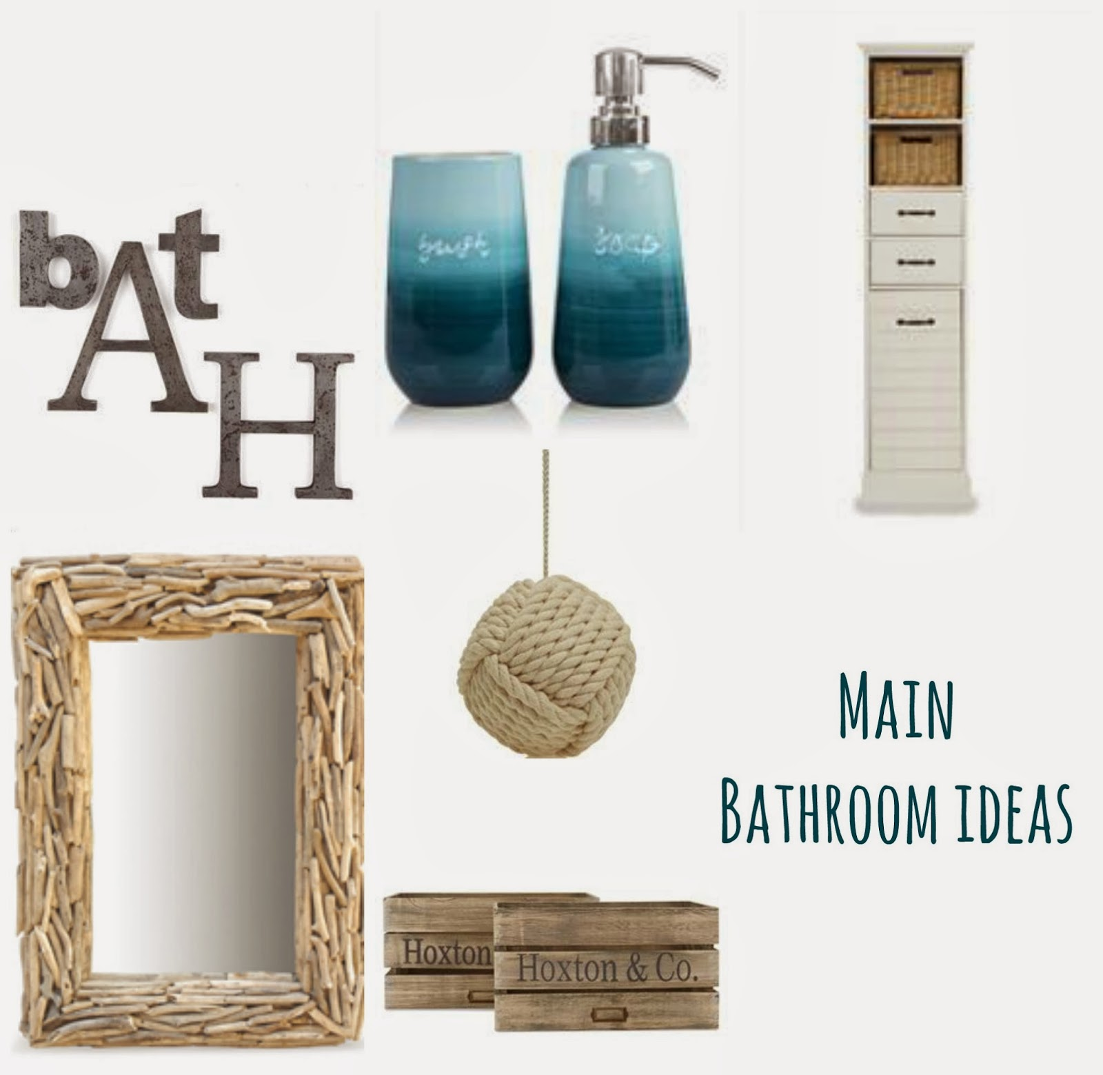 Main bathroom ideas k elizabeth for Main bathroom design ideas