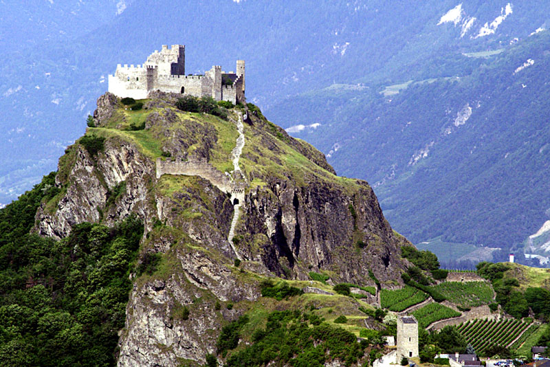 Our Swiss Summer If You Have Built Castles In The Air