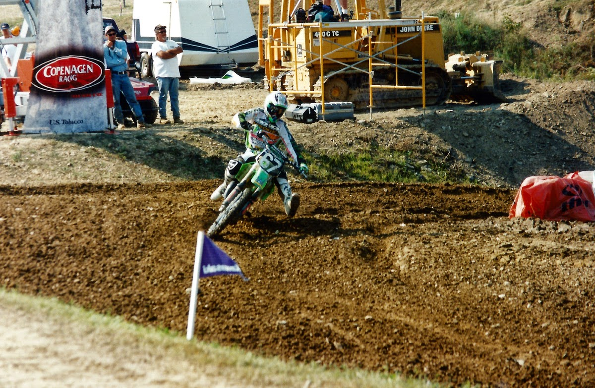 Nick Wey Steel City 1998