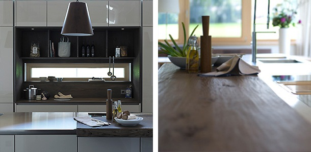 Marzo 2013 cocinas con estilo - Cocina rustica moderna ...