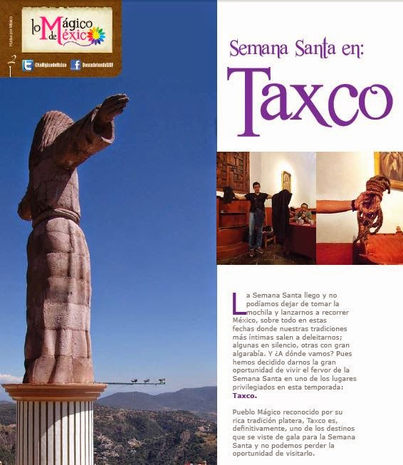 Guía de Viaje a Taxco