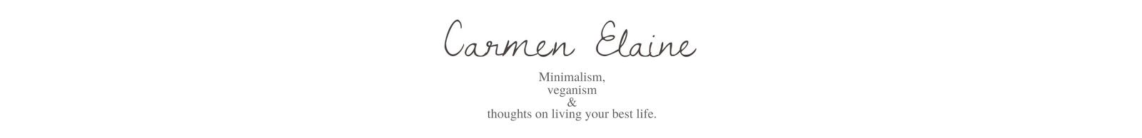 Carmen Elaine