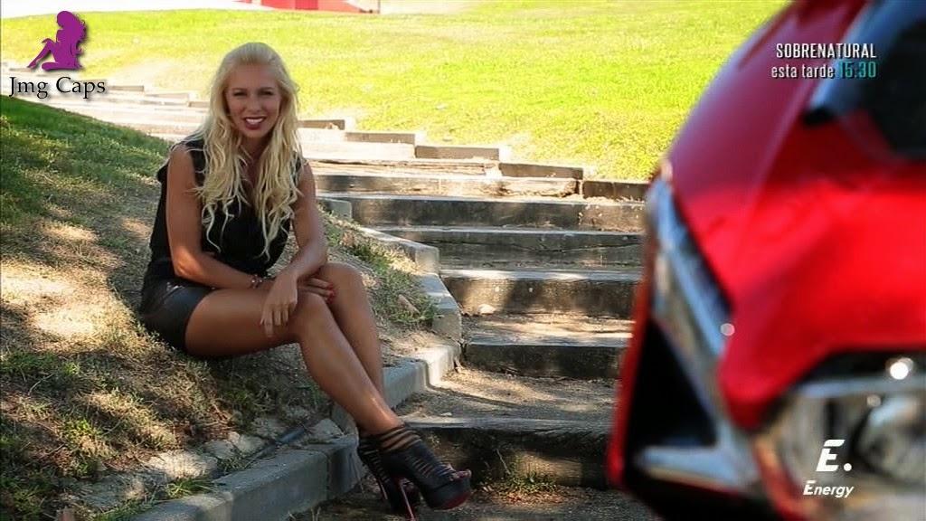CAROLINA ALCAZAR, MAS QUE MOTOS & MQC (20.09.14)