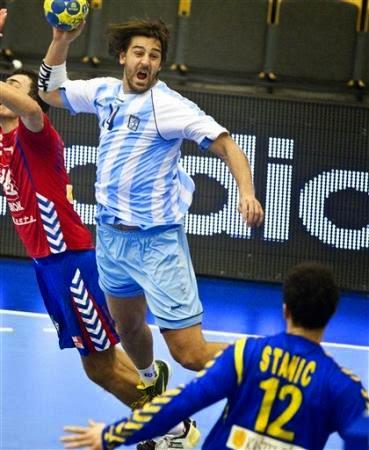 Agustín Vidal en Maristas Algemesí | Mundo Handball