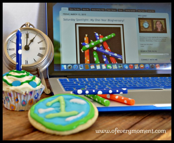 blog, one year old, blogiversary