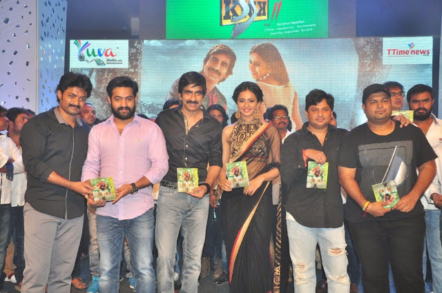 Kick 2 audio launched,Kick 2 audio released by Ntr,Kick -2 audio launched very grandly Kick 2 audio release,Ntr at Kick 2 audio ,NTR Arts Kick -2 ,Telugucinemas.in