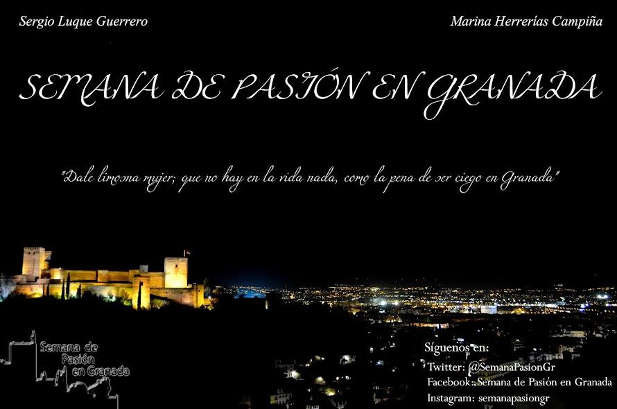 Semana de Pasión en Granada