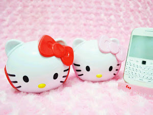 Speaker mini hello kitty