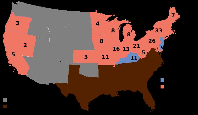 Random Notes Geographeratlarge October - Isarithmic map us voting