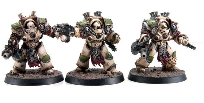 Death Guard Horus Heresy Death Guard be it a Horus