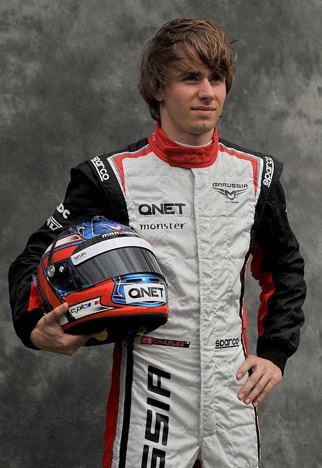Charles Jarrott (racing driver)