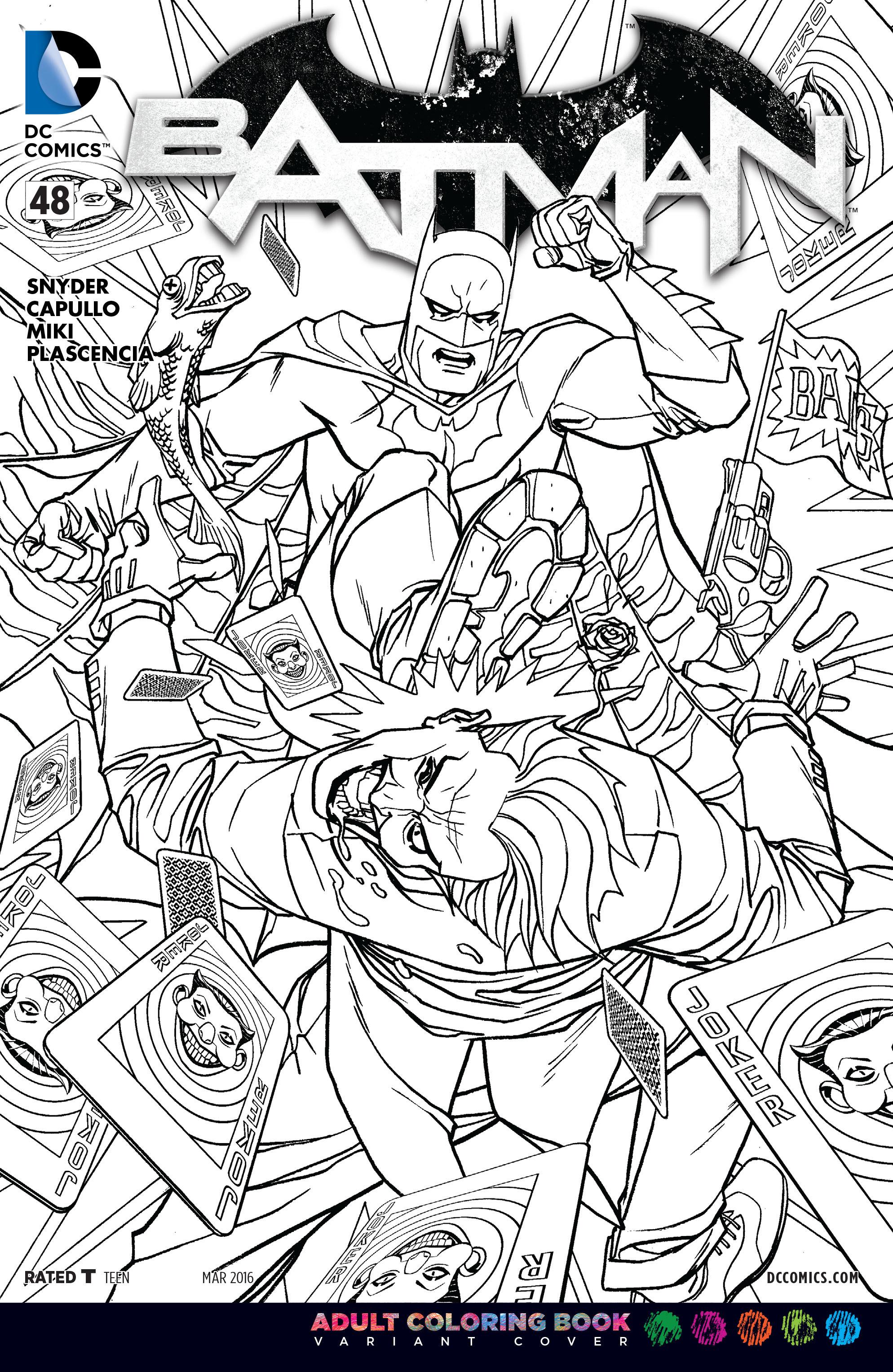 Batman (2011) Issue #48 #67 - English 3