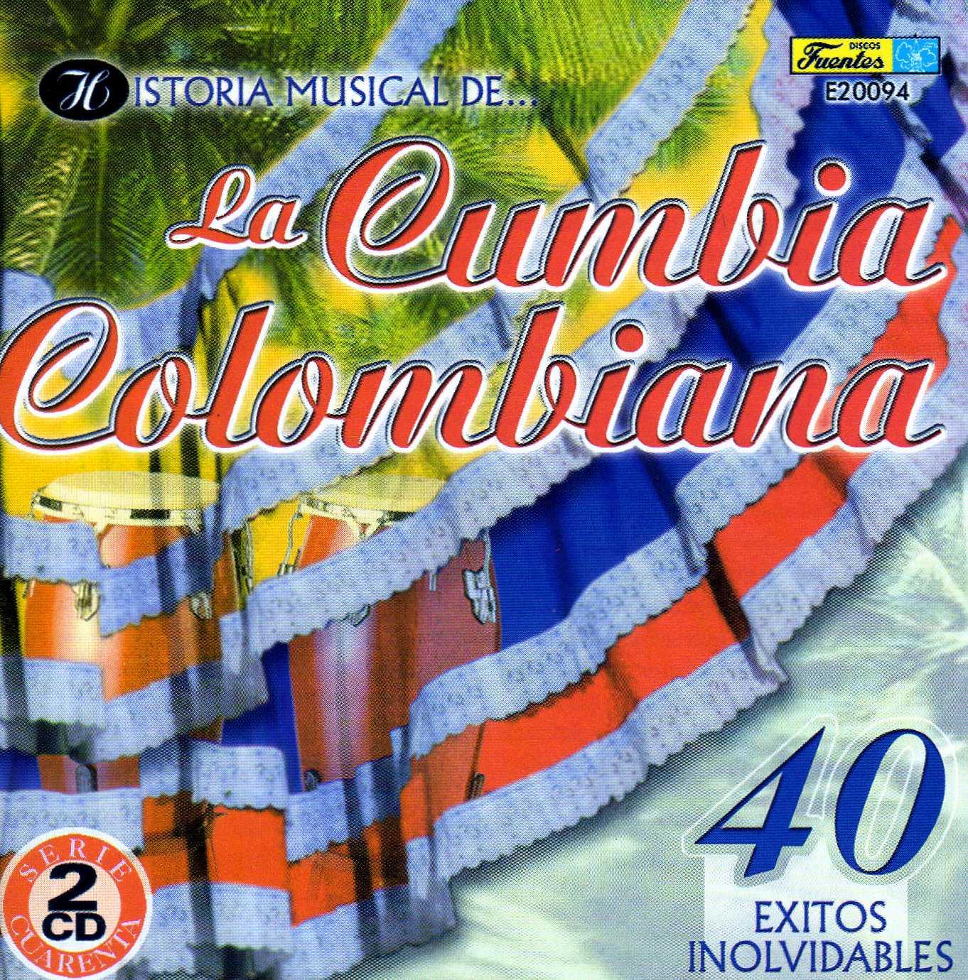 musica cumbia colombiana: