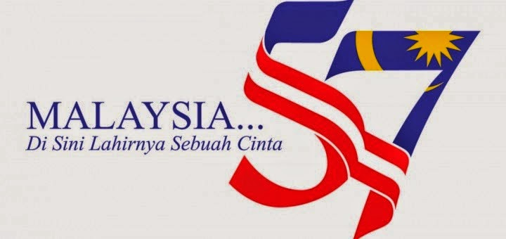 SELAMAT MENYAMBUT HARI KEMERDEKAAN MALAYSIA KE-57