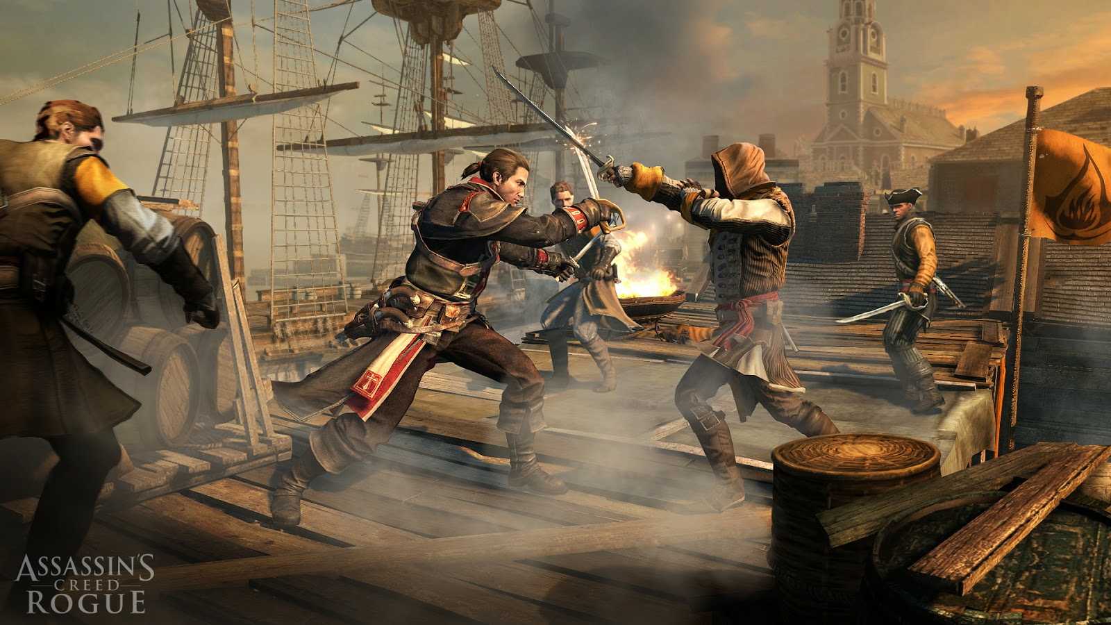 Download Assassins Creed Rogue Torrent PC 2015