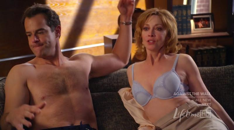 Josh Stamberg Shirtless in Drop Dead Diva s3e08