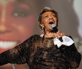 cissy houston bridge over troubled water for whitney houston sing