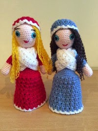 2000 Free Amigurumi Patterns: Melissa & Clarissa (Free ...