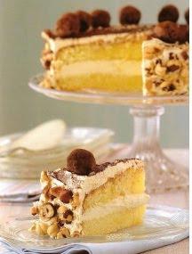 Receta Torta Especial para Celebrar