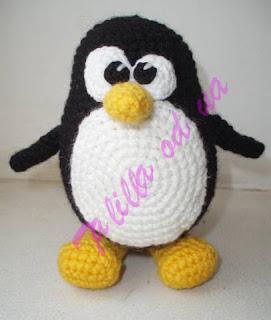 Пингвинчик Tux.