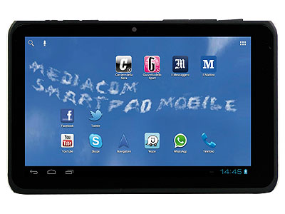 "Tv Simone: Tablet Mediacom 7"" 3G"