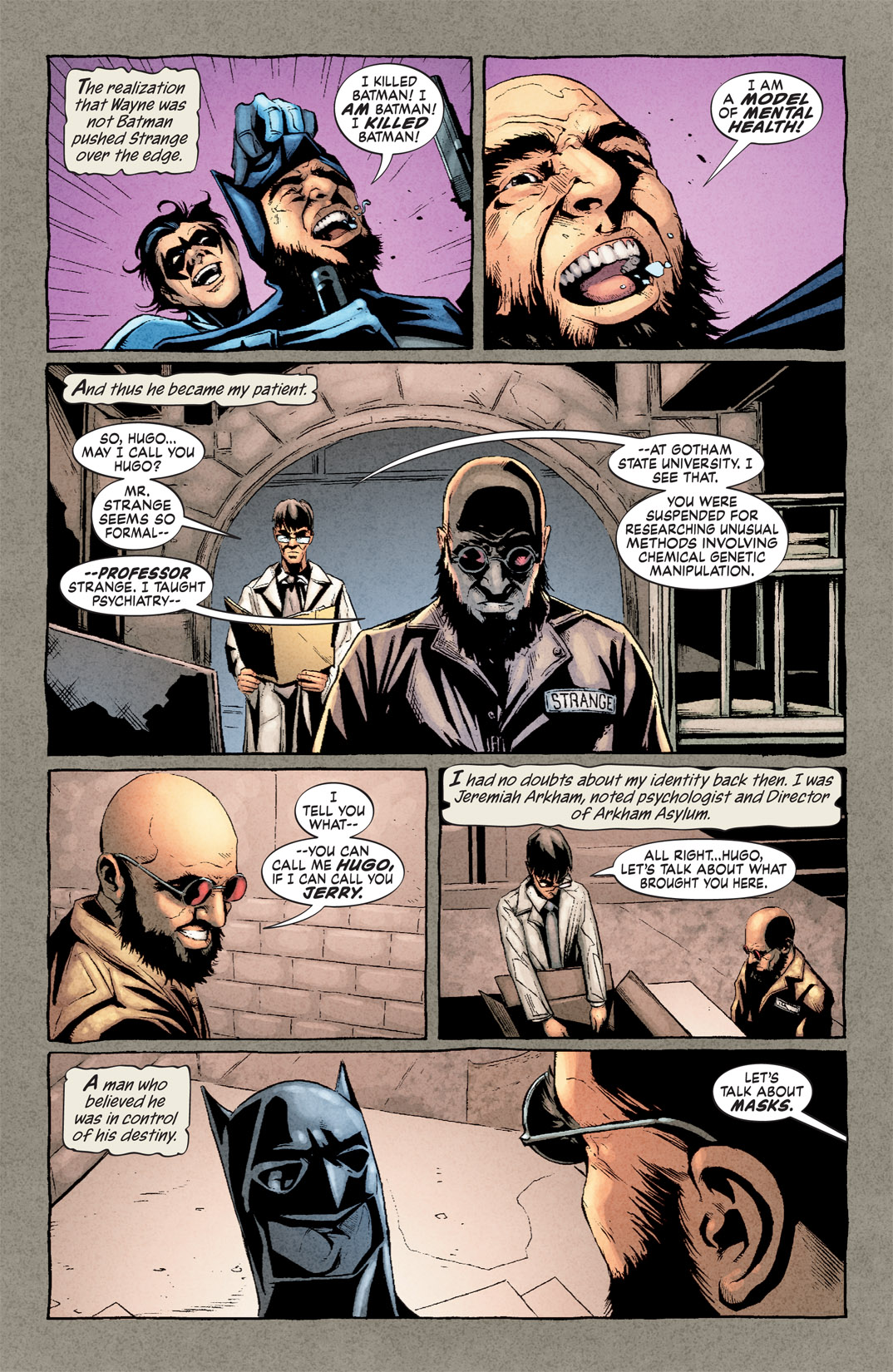 Detective Comics (1937) Issue #864 Page 4