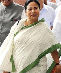Confident Mamata Banerjee