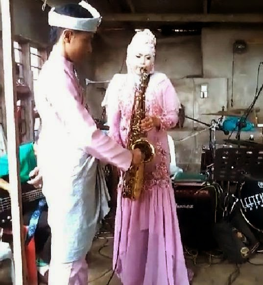 Nafas power si pengantin perempuan