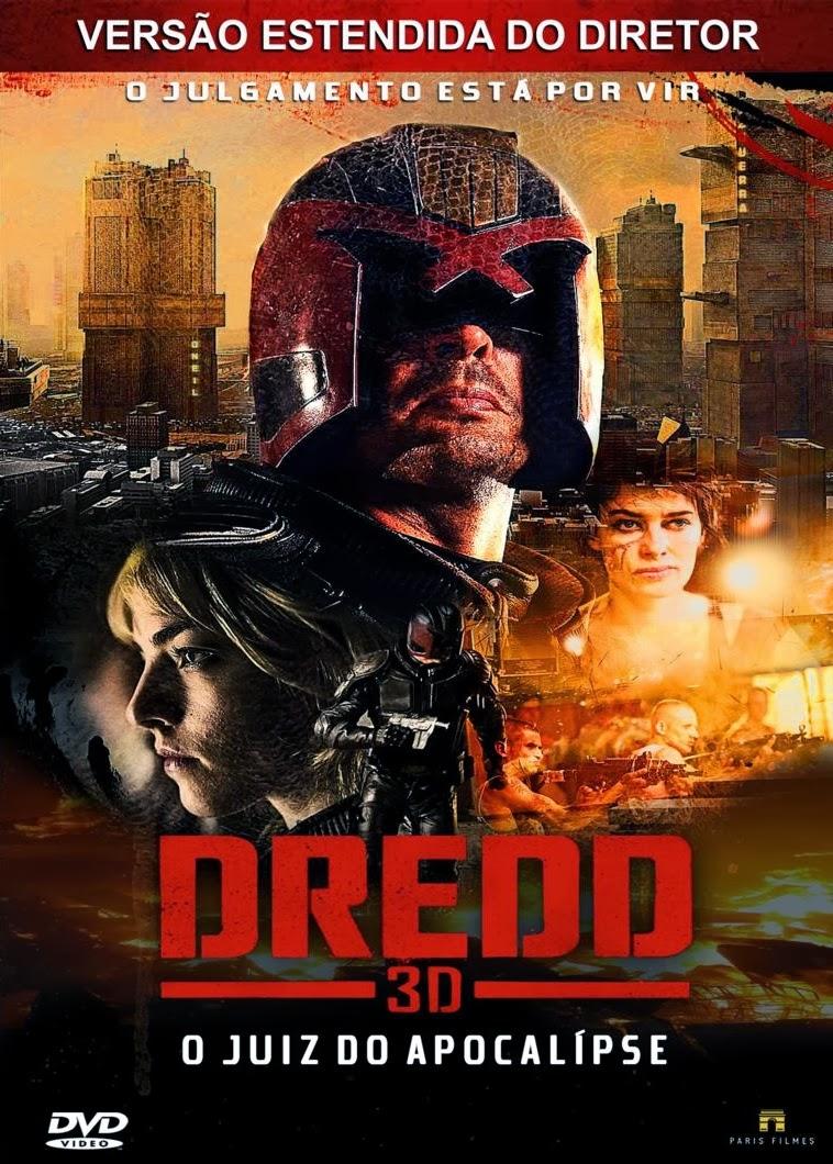 Dredd: O Juíz do Apocalipse – Dublado (2012)