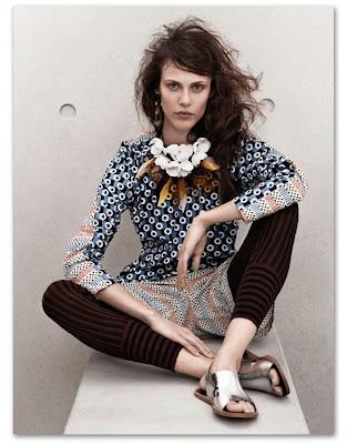 Coleccion de Marni para H&M verano 2012