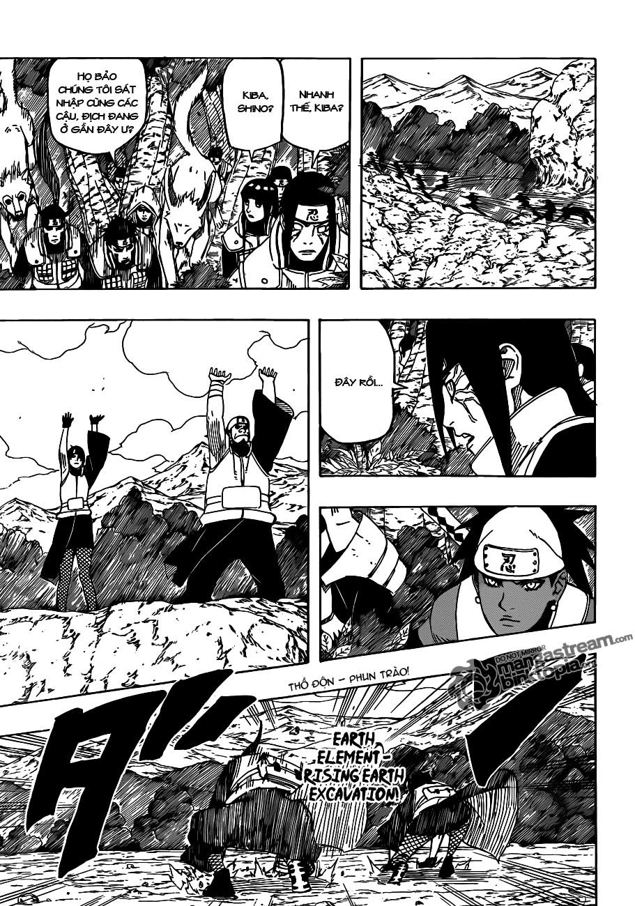 Naruto chap 521 Trang 7 - Mangak.info