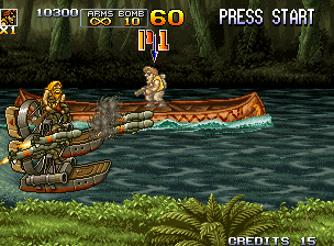 Metal Slug 5 Arcade